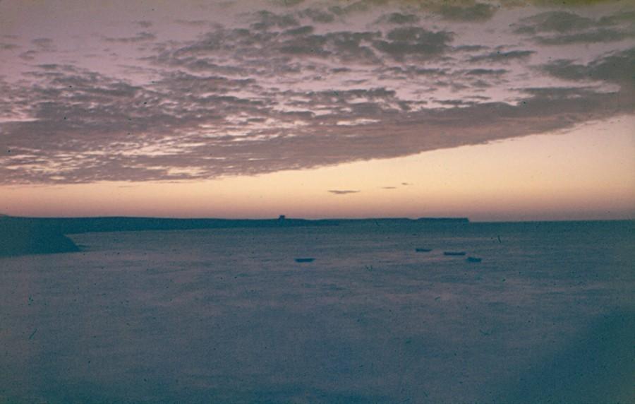Amanecer en Playa Blanca