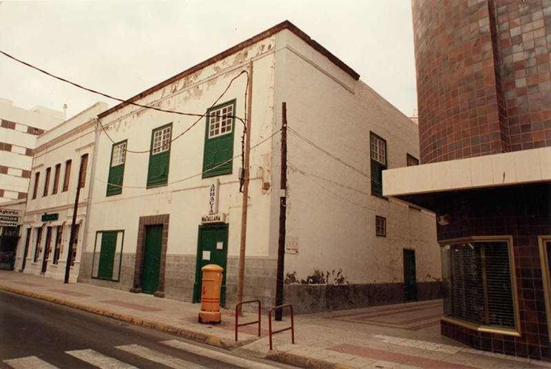Antigua farmacia Matallana I