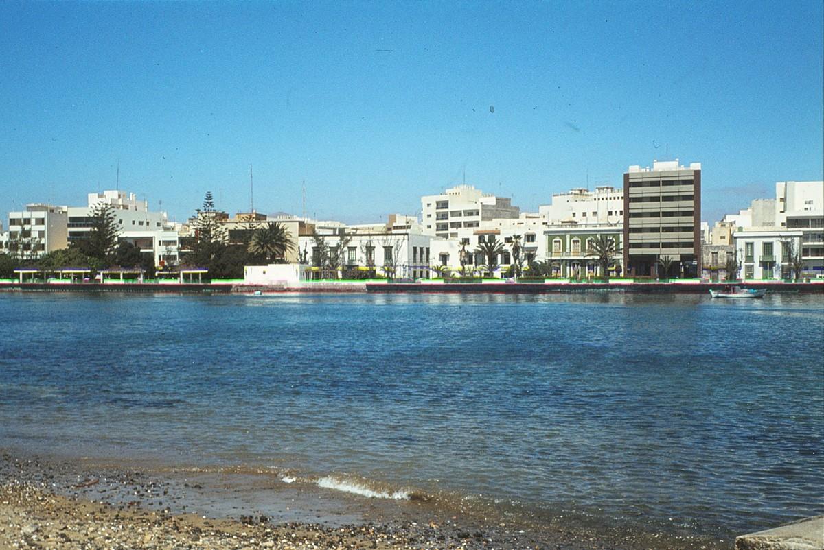 Avenida marítima
