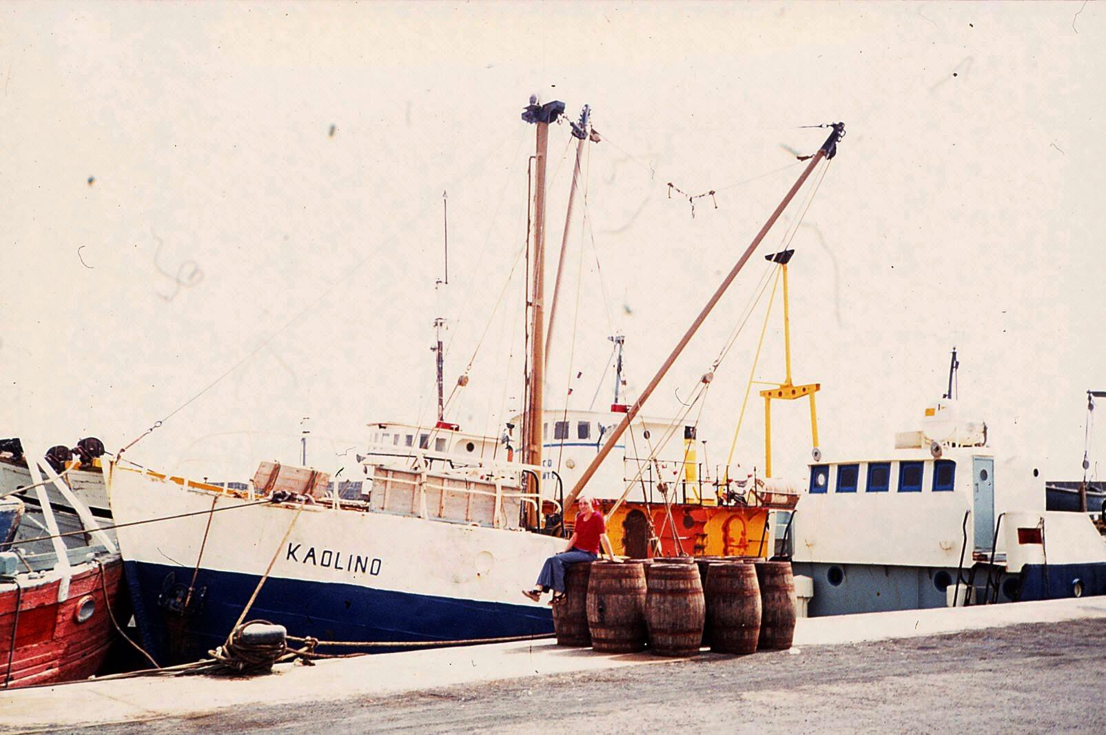 Pesqueros de Arrecife III