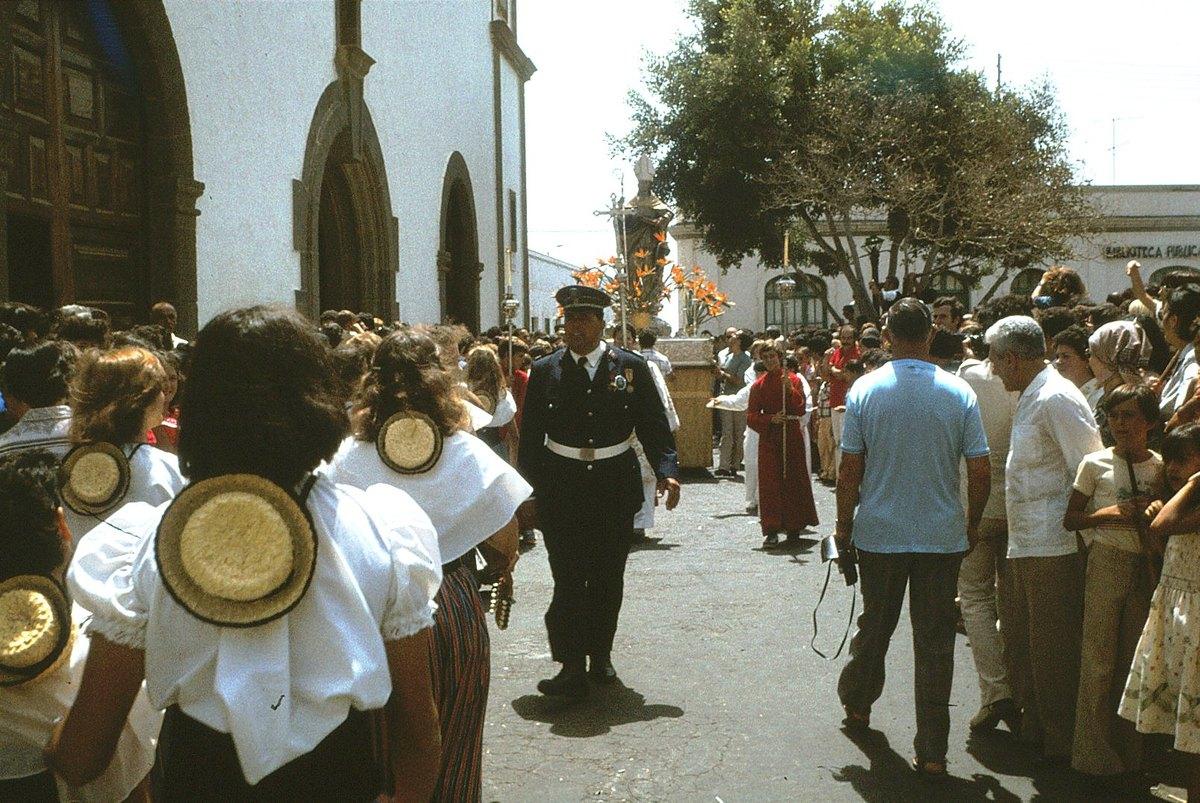 Romería de San Ginés III