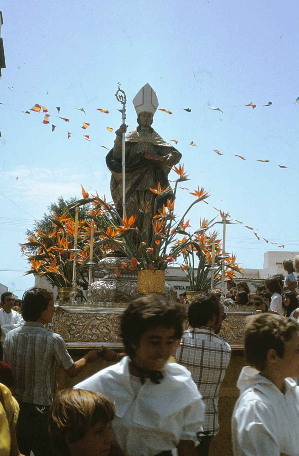 Romería de San Ginés IV