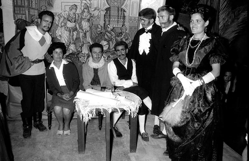 Grupo teatral II