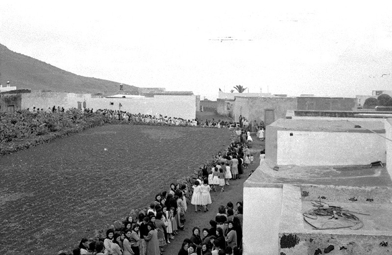 Procesión de Santa Bárbara VIII