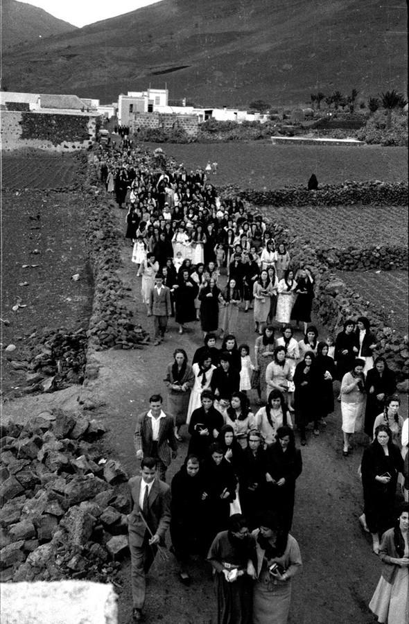 Procesión de Santa Bárbara XI
