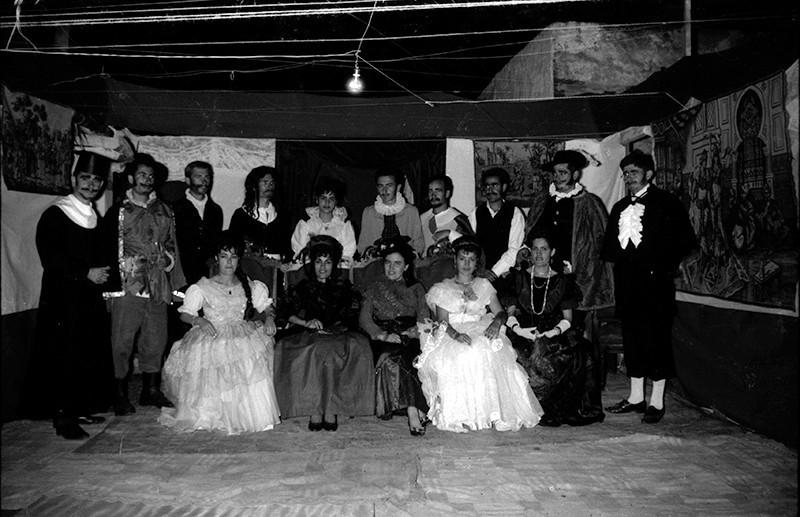 Grupo teatral III