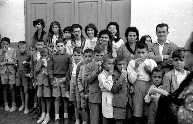 Congregación de niños II