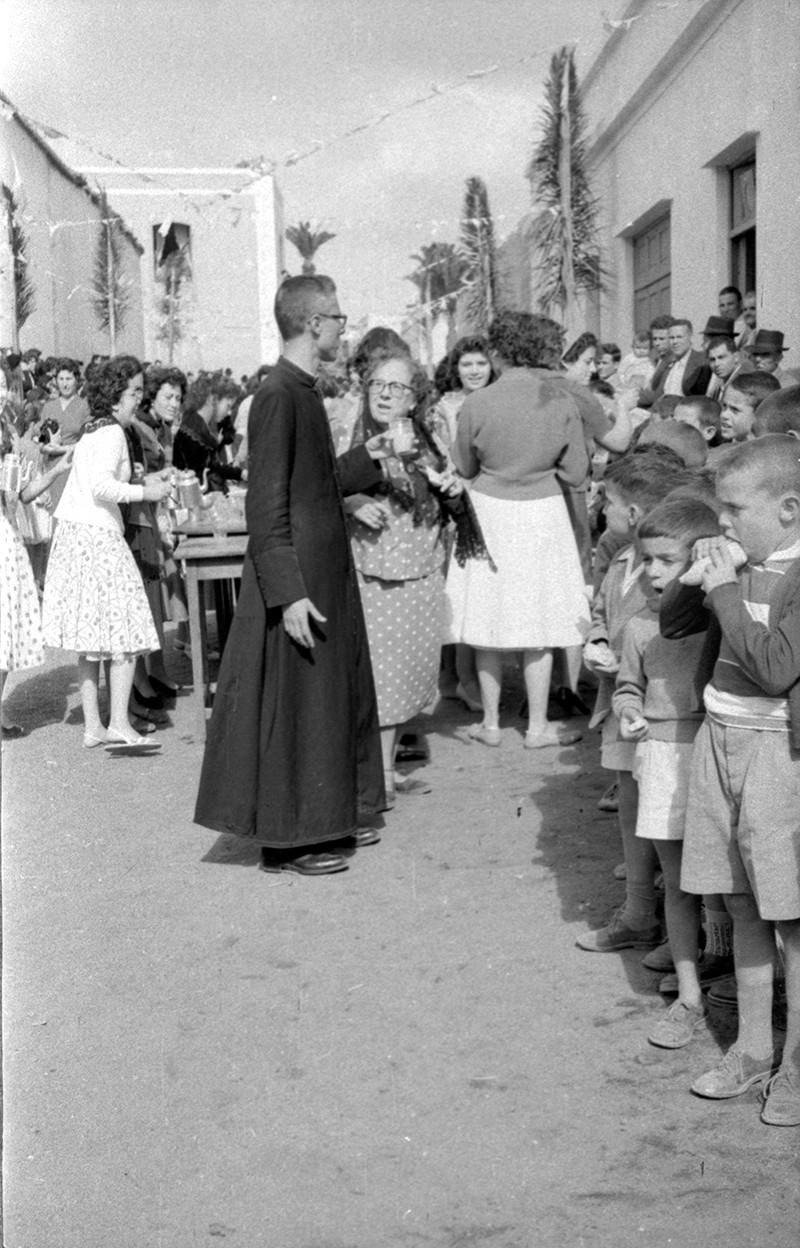 Congregación de niños III