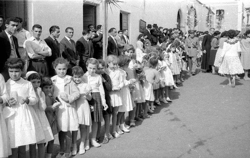 Congregación de niños IV