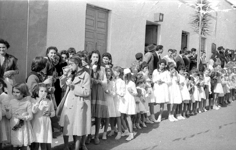 Niños en Máguez
