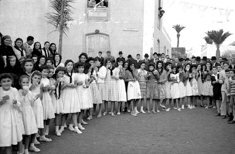 Niños en Máguez IV