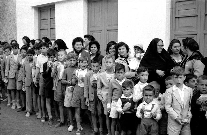 Niños en Máguez VIII