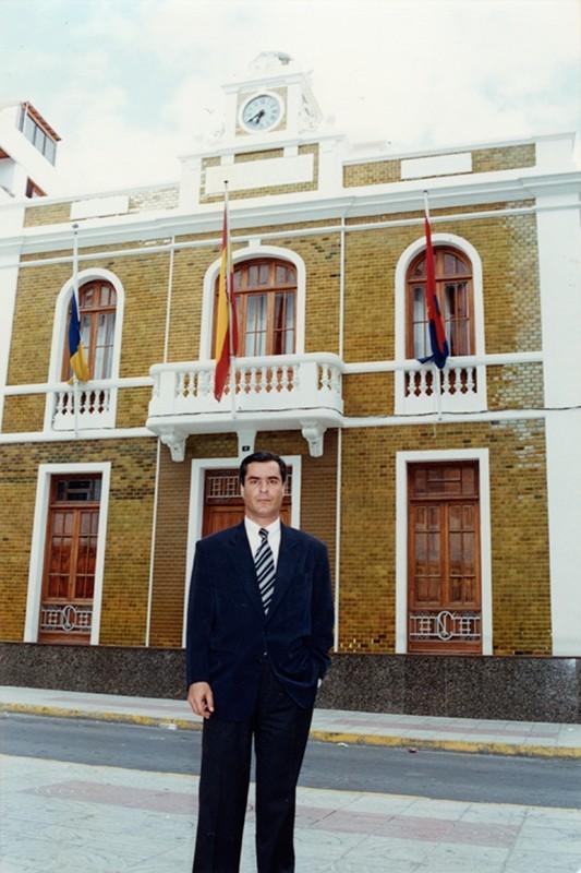Juan Carlos Becerra Robayna II