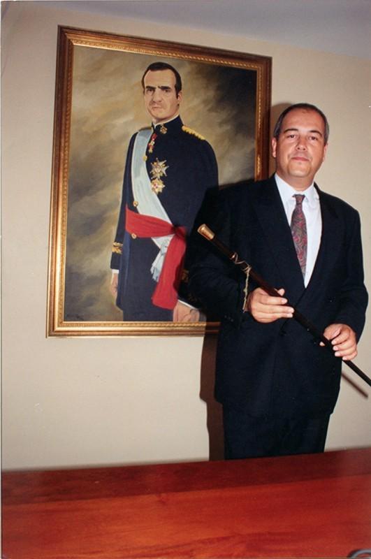Cándido Armas Chacón I