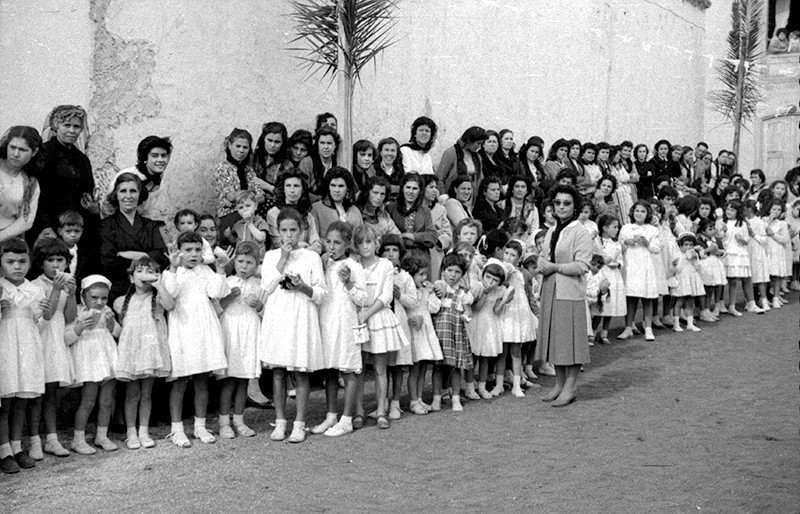 Niños en Máguez XIII