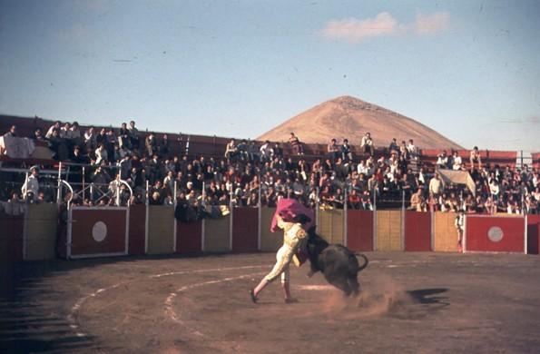 Corrida de toros en Lanzarote I