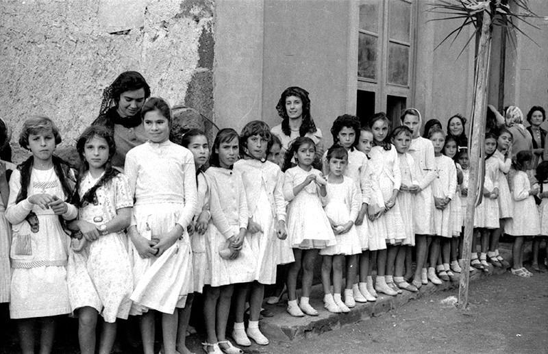Niños en Máguez XVIII
