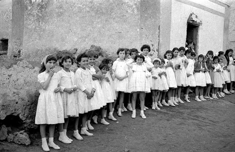 Niños en Máguez XIX