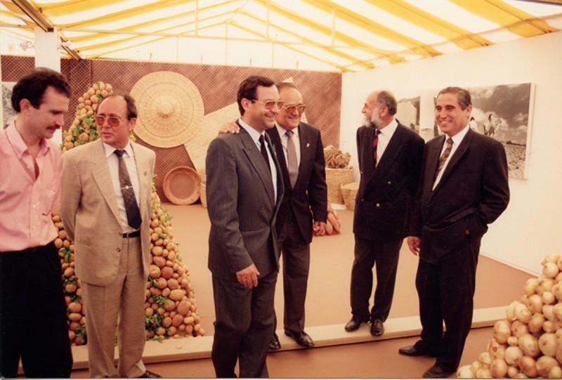 Inauguración del Complejo Agroindustrial III