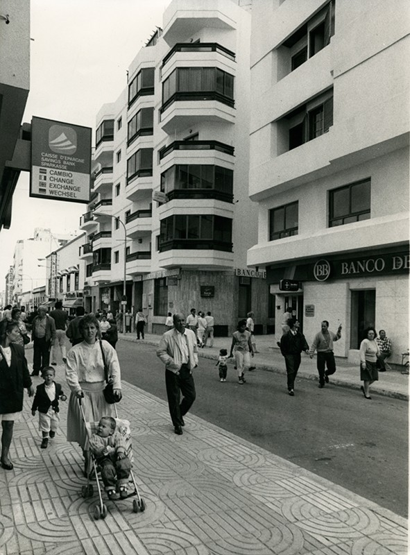 Calle León y Castillo I