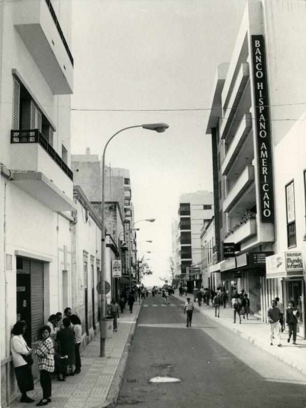 Calle León y Castillo II