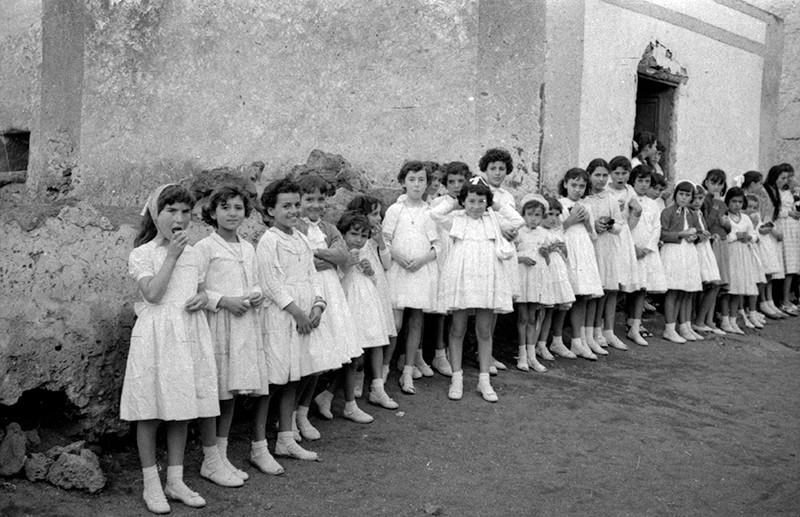 Niños en Máguez XXIII