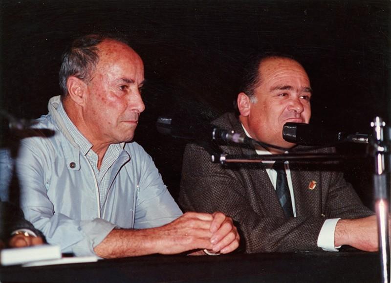 César Manrique y Nicolás de Páiz I