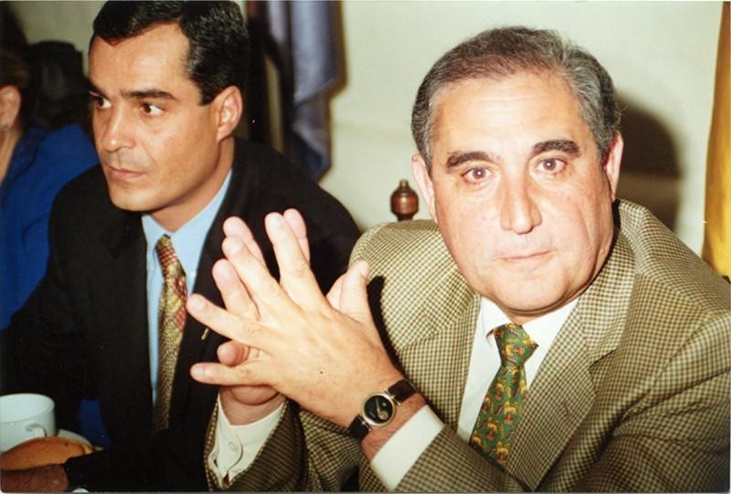 Juan Carlos Becerra y Dimas Martín I