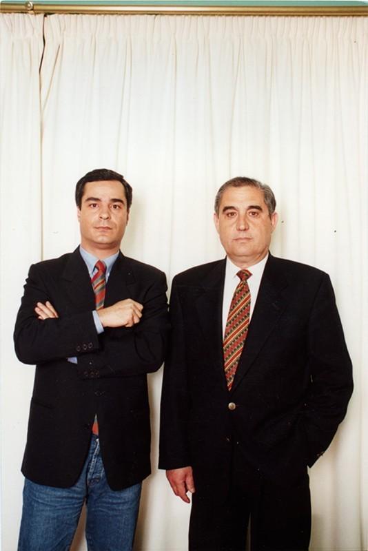 Juan Carlos Becerra y Dimas Martín II