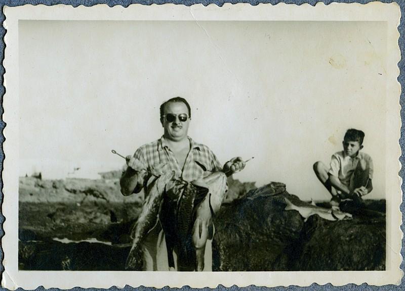 Aficionado a la pesca