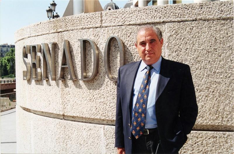 Dimas Martín Martín, senador