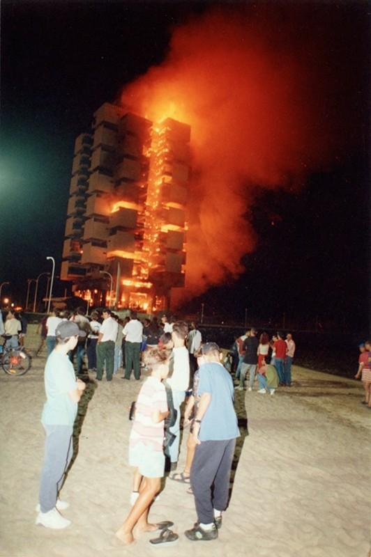Incendio del Gran Hotel XIX