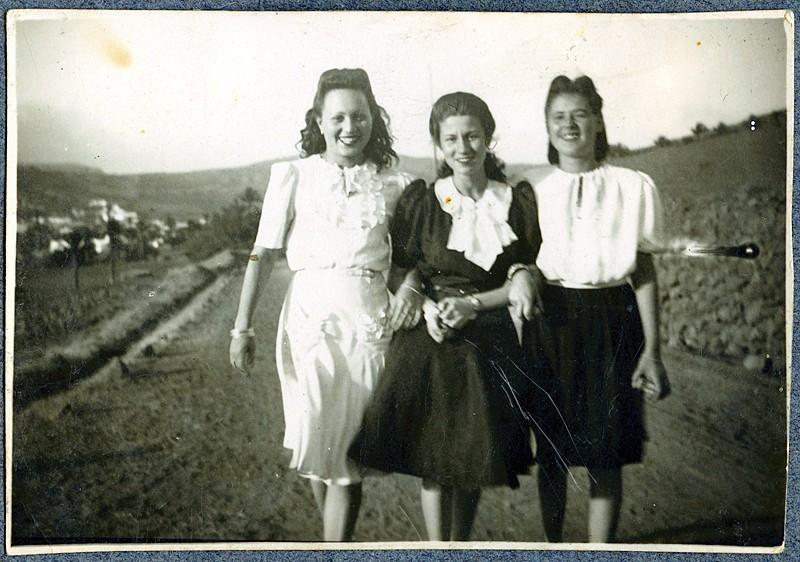 Jóvenes en Haría