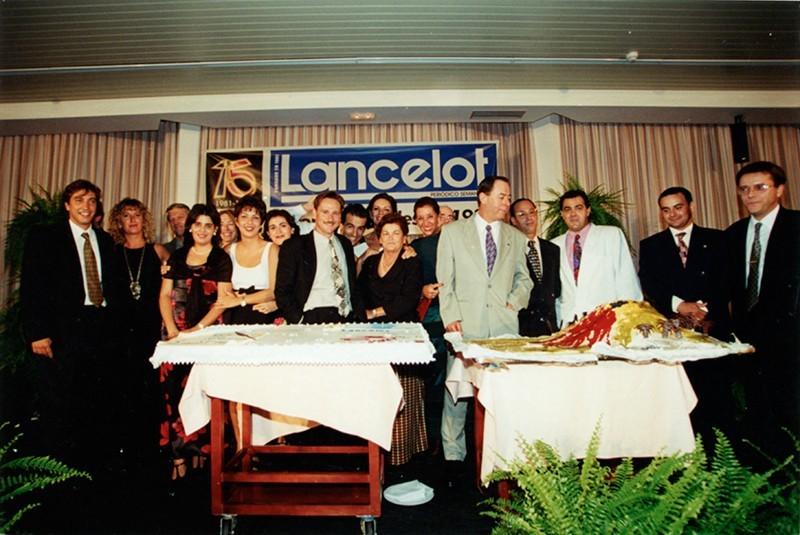 15 aniversario de Lancelot