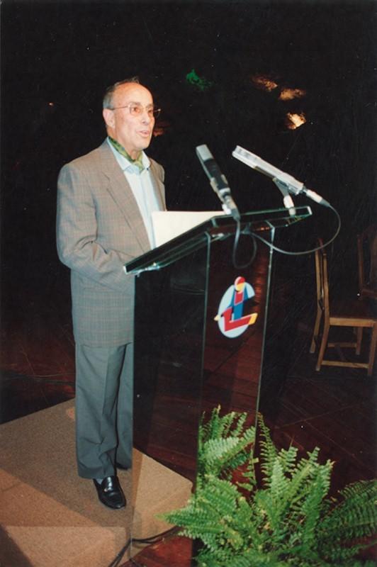 César Manrique en los Jameos I