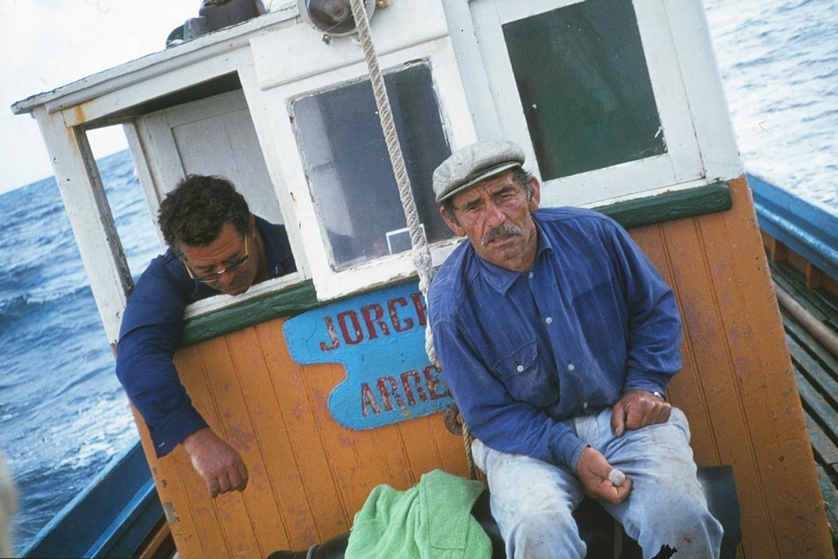 """El """"Jorge Luis"""""""