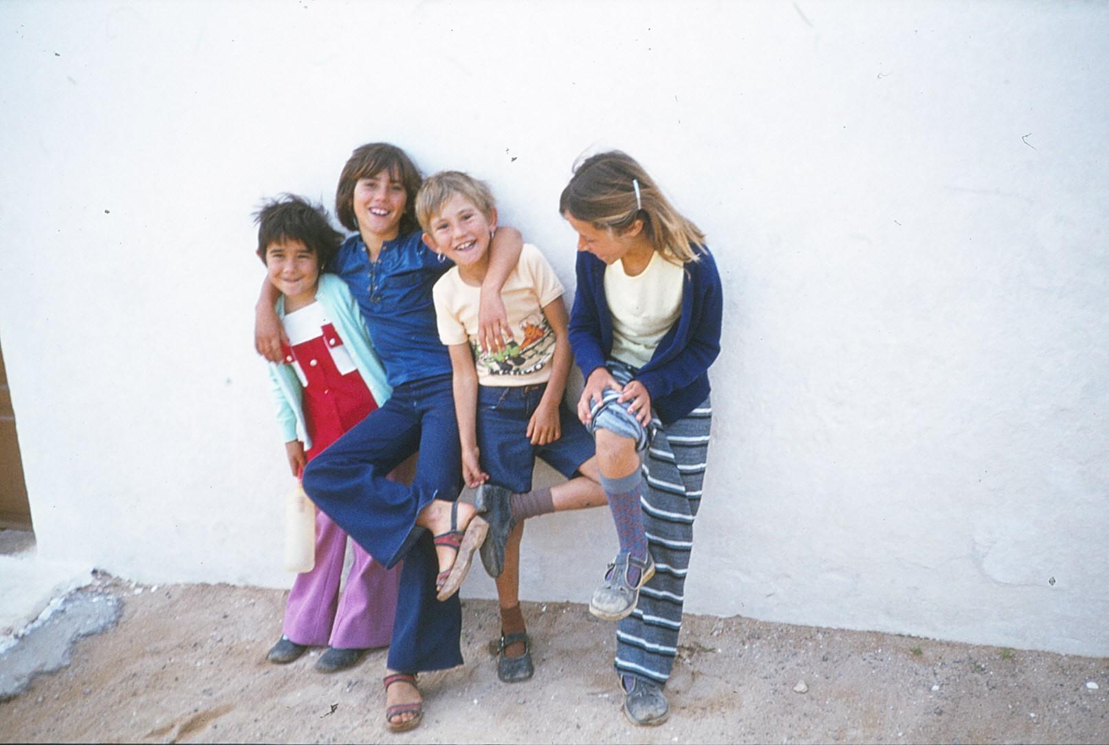 Niños de La Graciosa