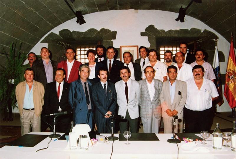 Grupo de Gobierno 1990