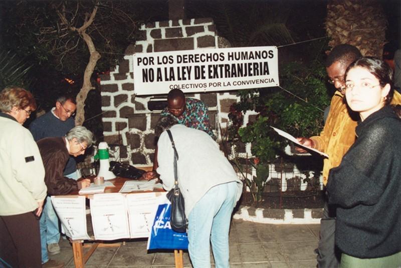 Acto de Derechos Humanos