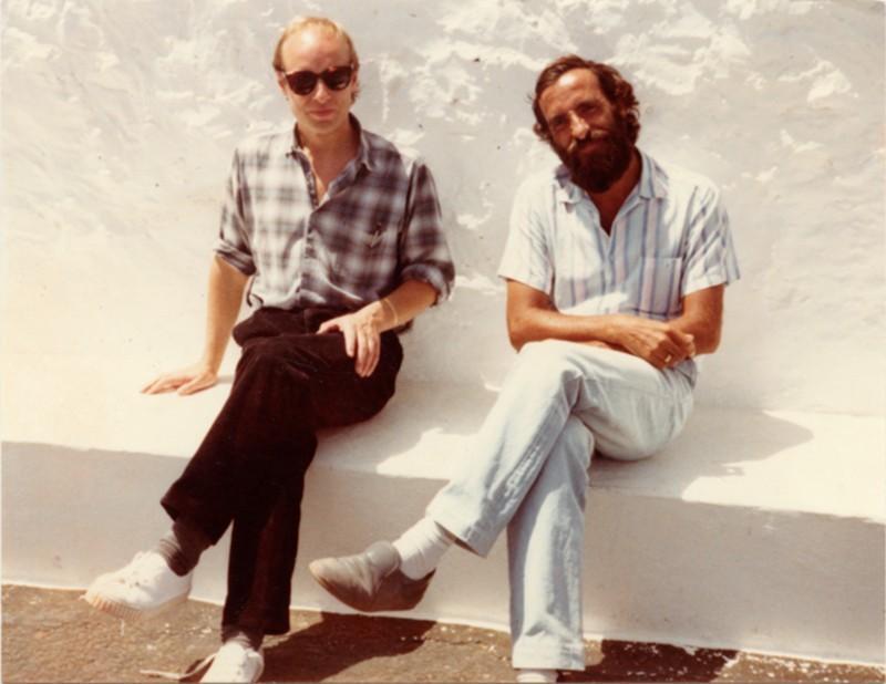 Ildefonso Aguilar y Brian Eno II