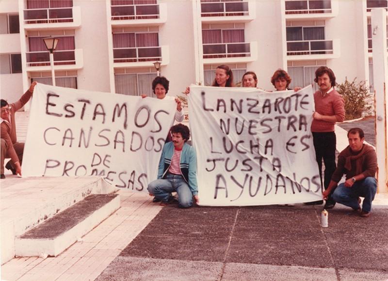 Protestas por el cierre de hoteles