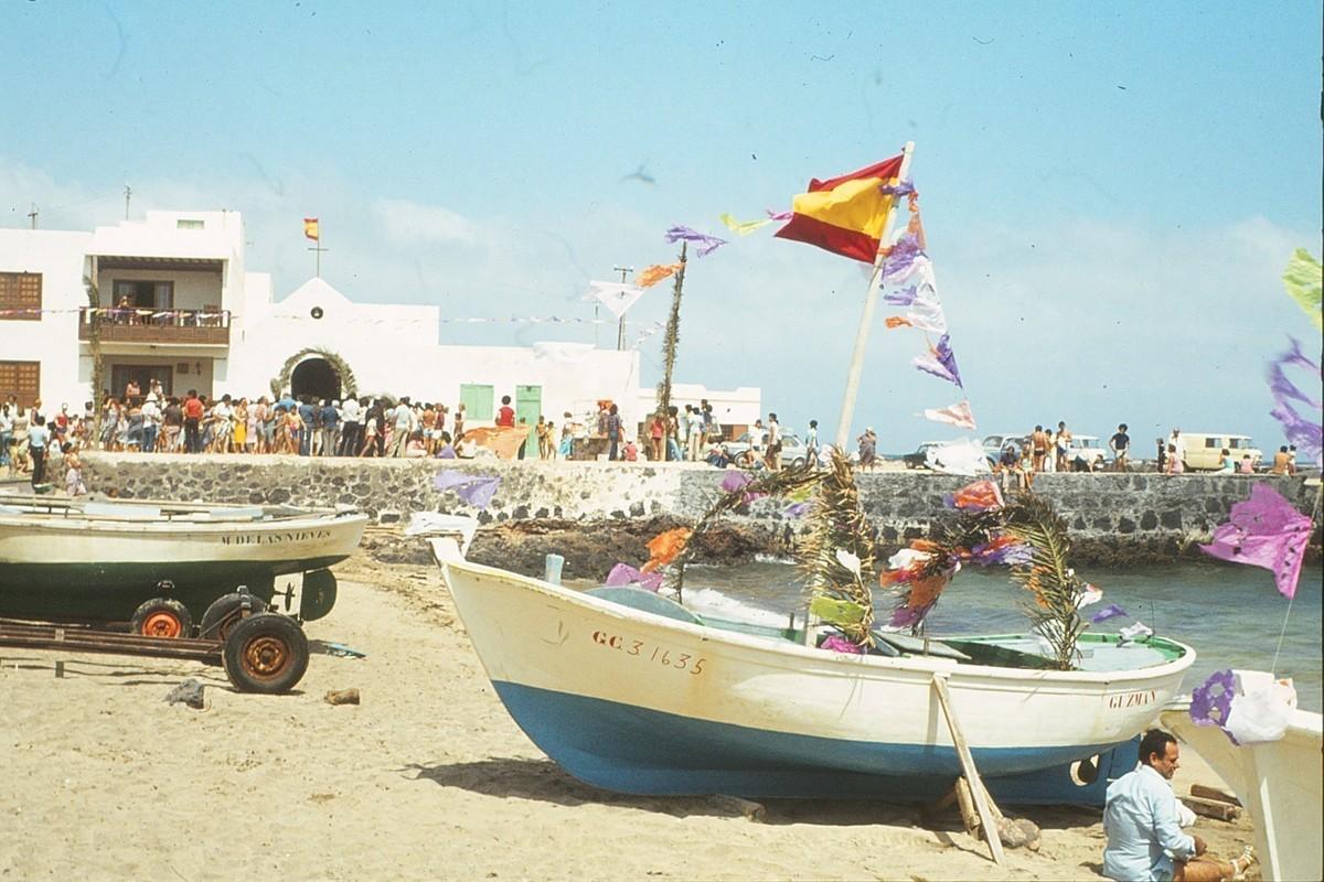 Fiestas de La Caleta