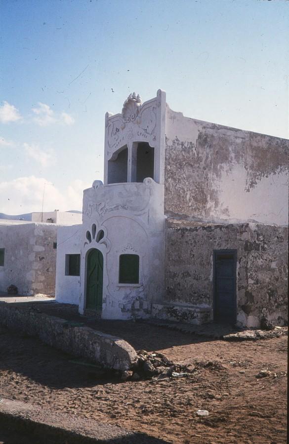 Casa de Luis Ramírez