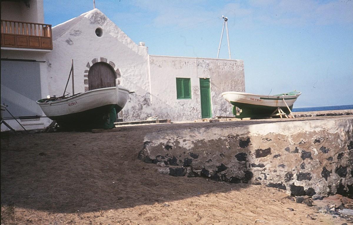 Iglesia de la Caleta de Famara