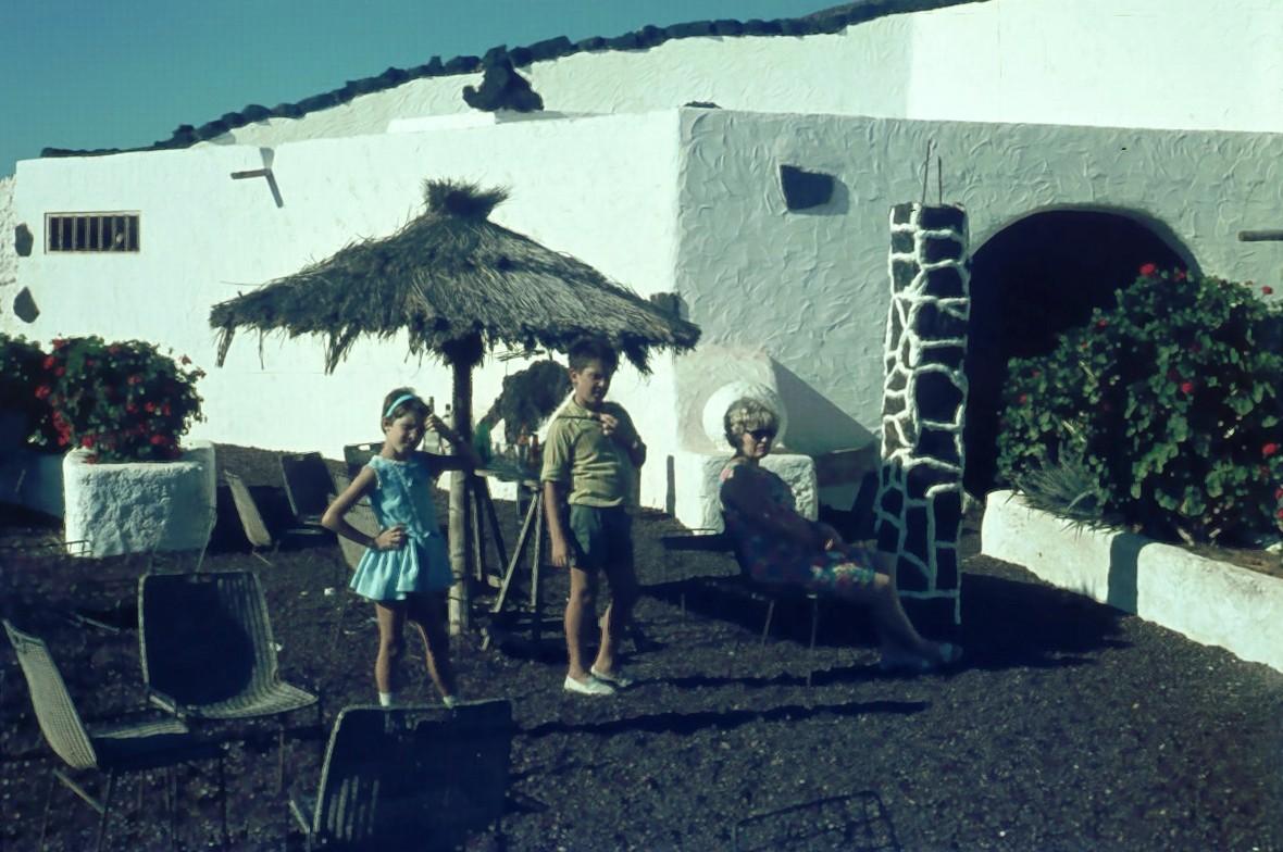 Visita a las Montañas del Fuego IV