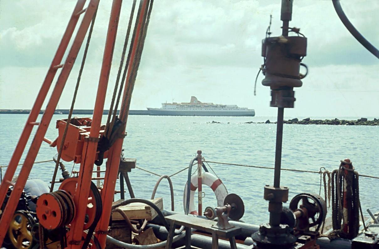 Obras en Puerto Naos VI