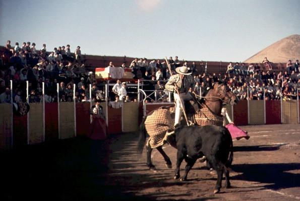 Corrida de toros en Lanzarote III