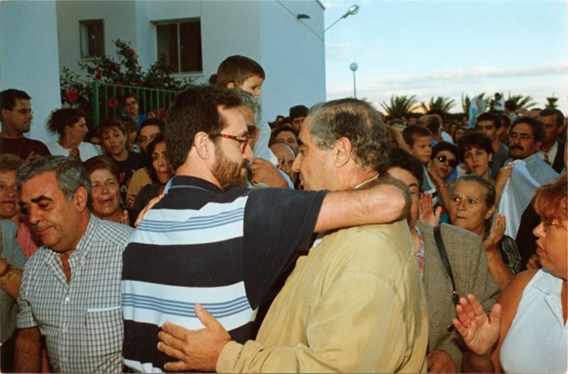 Dimas Martín y Juan Carlos Hernández