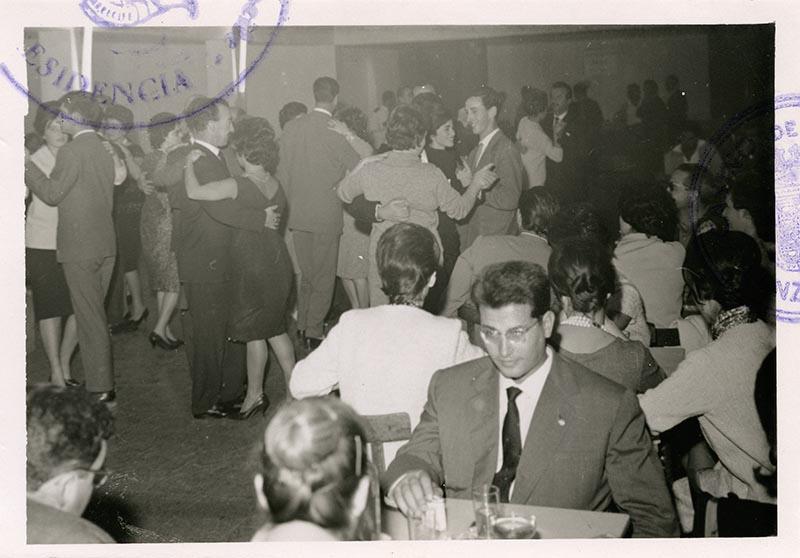 Baile en el Club Náutico de Arrecife III