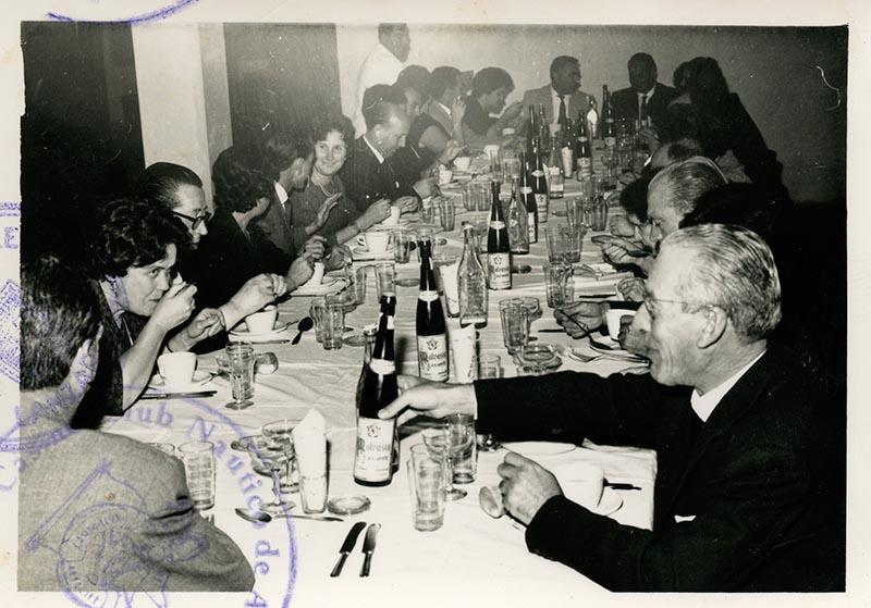 Cena del Casino Club Náutico XI